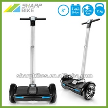 8inch 2 wheel smart self balancing electric scooter with handle bar SP08BH