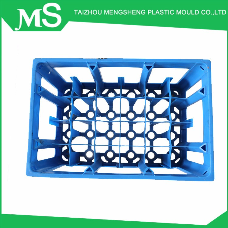 Precision CNC Machining Custom Made In China Competitive Price handle plastic basket