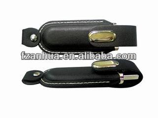 Hot sell Leather usb 8gb