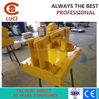 Steel plate magnetic lifter