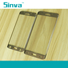 For Samsung S7 Edge 0.33mm 9H hardness 3D Curved Tempered Glass Screen Protector