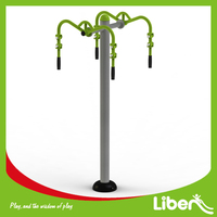 Liben High Quality Double Upper Limbs Stretcher Adults Park Outdoor Gymnastic Equipment