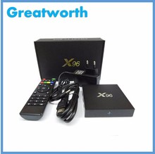 4k android tv box x96 s905x quad core tv dongle hot selling Quad Core Google 1G/8G TV Box all buy from Greatworth Tech