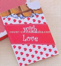 2012 Valentine's Day promotional Music Greeting Cards