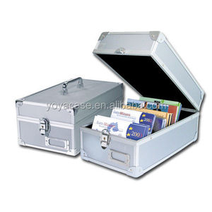 Aluminium case for postal and postcards NEW