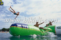 2015 inflatable water catapult blob for sale on water aqua park D3043