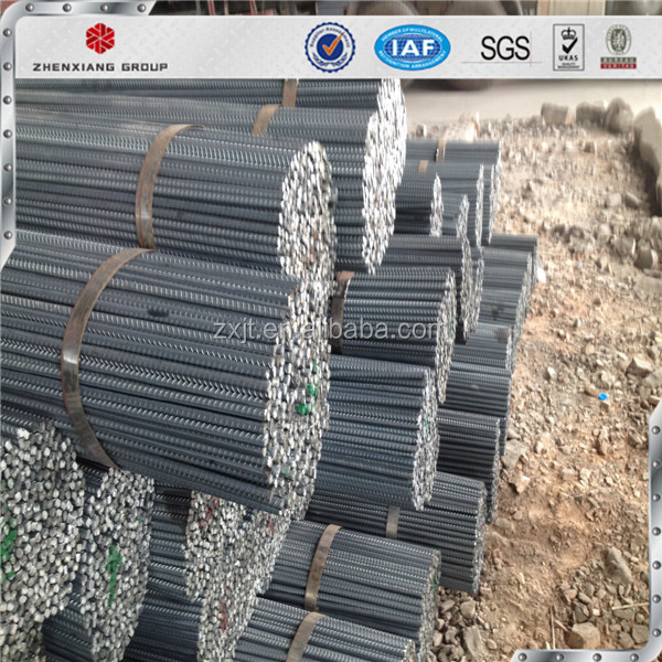 Steel rebar/HRB400 Deformed Steel Rebar/Reinforced concrete iron rod