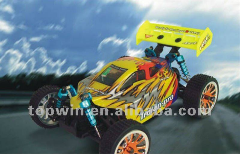 1/16th Scale Electric Powered Off Road Buggy