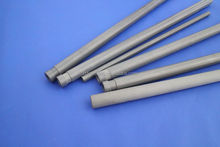 low wetting silicon nitride thermocouple protection tube