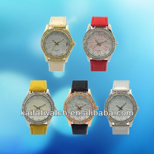 New vogue lady watch for ladies