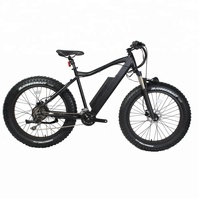 2018 Hot Selling 48V 500W 750W Bafang Motor Pedal Assist Electric Fat Bike