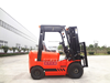 Mini 1.5Ton Loading Diesel Hydraulic CPCD15 Forklift Truck Optional Japanese Nissan Engine
