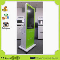 42inch Free standing Photo Booth Kiosk / Touch Screen Photo Booth/ Photo Booth Machine