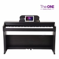 Smart Piano for children The ONE hammer action 88 key digital grand piano prices