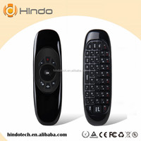 3D Universal Remote for Projector/ Wireless Keyboard Air Mouse C120air mouse
