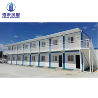 Fast Assembly detachable house Modern design shipping containers 40 feet Prefabricated container house