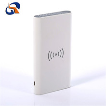 18650 qi wireless charger power bank 10000mah