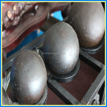 Long Teng Hot Rolled Alloy Steel Balls /Ball Mill Balls with Low Breakage