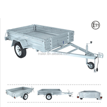 5x7 Bolt on box trailer for sale