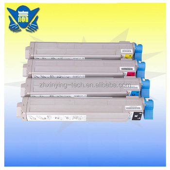 printer supplies for OKI C9600 compatible toner cartridge 42918913 42918914 42918915 42918916