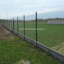 chain link fence panels 6'x10