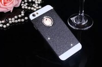 Cheap Bling brand window good style mobile phone case for iphone with multi colors
