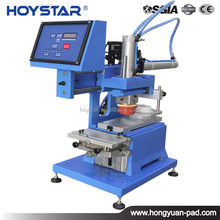 Garment tag / pen / keyring / sd card tampographic printing machine
