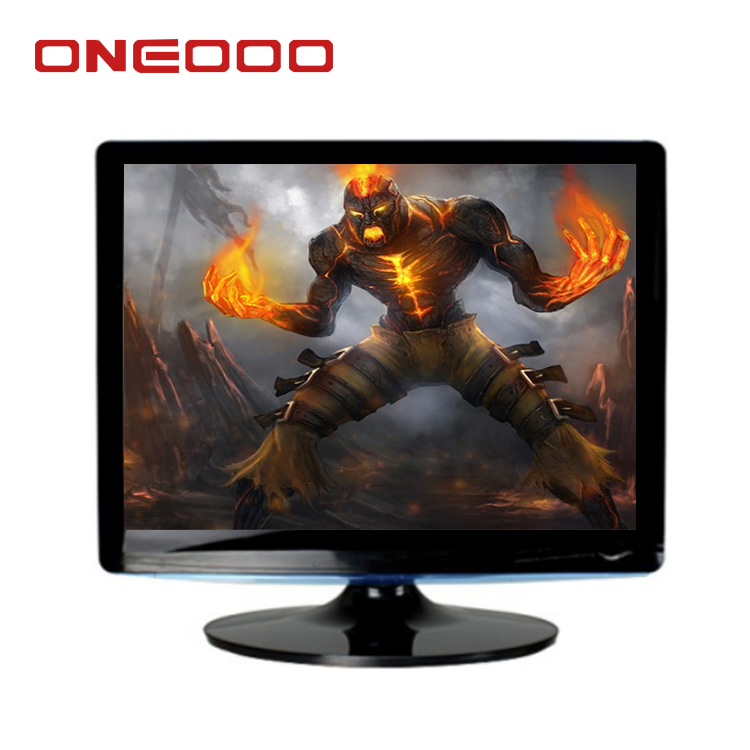 Guangzhou customized design lcd monitor with rca video input