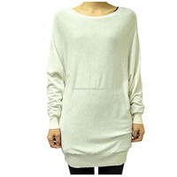 Women S Boat Necked Long Puff