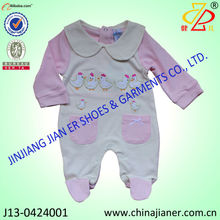 2014 spring season wholesale baby romper