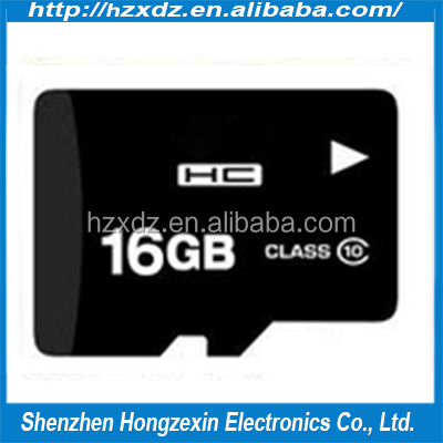 Factory Wholesale low Price made in Taiwan micro memory sd card 2GB 8GB 16GB 64GB 128GB class 10