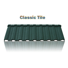 ISO quality management system Chinese manufacturer colorful stone coated metal solar roof tiles