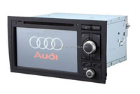 Car stereo auto radio for Audi A6/for Audi A6 hd 1024/in dash 2 din for Audi A6 1024X600