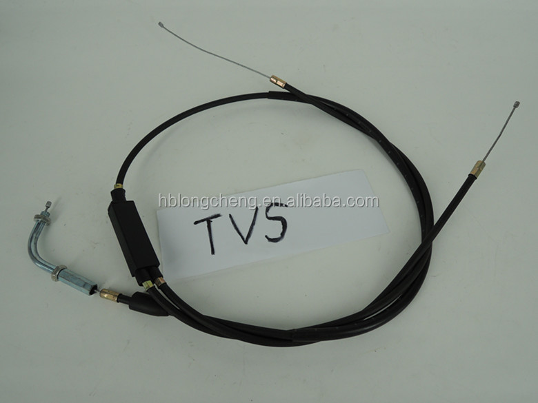 Motorcycle Throttle Cable for TVS STAR