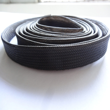 Polyester Monofilament Expandable Braided Sleeving for protect cable