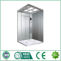 Passenger home elevator lift and lift elevators for oversea service used in Indonesia from Nantong