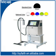Industrial digital batch expiry date coding machine for plastic
