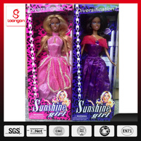 Loongon Wholesale Black Dolls