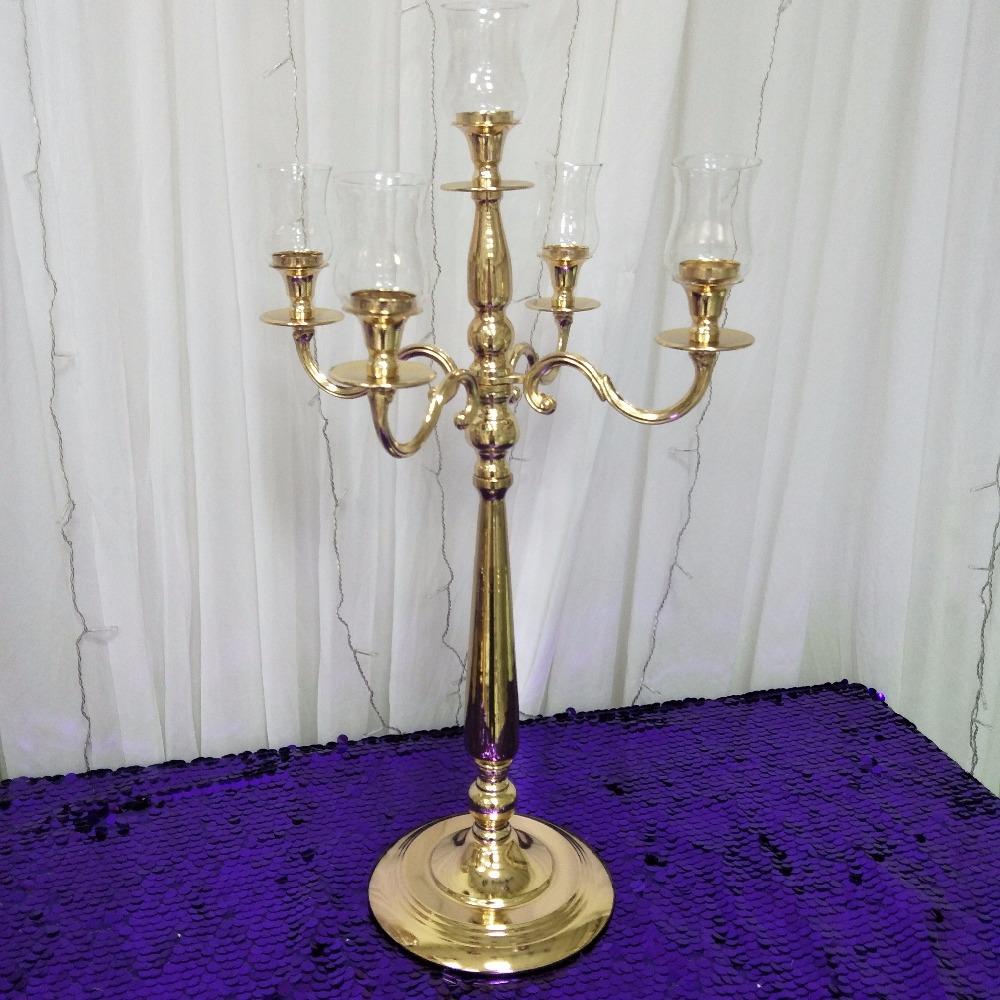 Wholesale centerpieces candelabra - Online Buy Best centerpieces ...