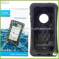waterproof phone case for apple iphone 5 5""