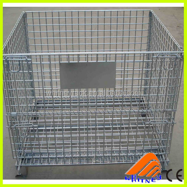 steel pallet container,steel mesh box,steel structure warehouse structural steel beam