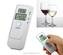 Digital LCD Pocket Alcohol Breath Tester Analyzer Breathalyzer Breathalyser Detector Test Details Portable Alcohol Detector