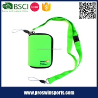 With lanyard neoprene phone case cheap goods from china