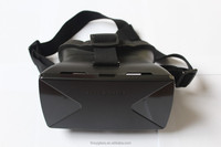 Headset VR 3D google glasses,VR 3D plastic Edition Head Mount Virtual Reality 3D video Glasses