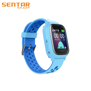 2018 Kids Waterproof Smart Watch GPS Tracker Sim Card Smart Watch