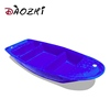2.5m 2-3 person LLDPE PVC plastic lightweight fishing water rescue boat for sale