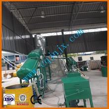 China JNC-5 Sludge Oil/Black Oil/Waste Engine Oil Refining Plant