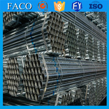 iso 65 gi round steel pipe price per meter galvanized tube measures