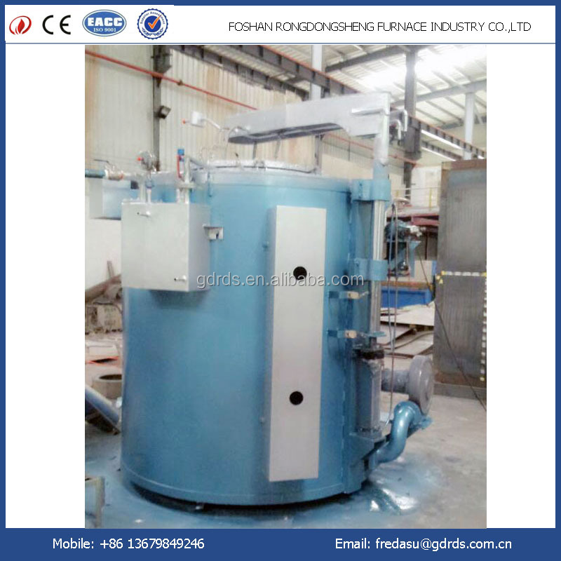 Amorhous and transformer core vacuum annealing furnace