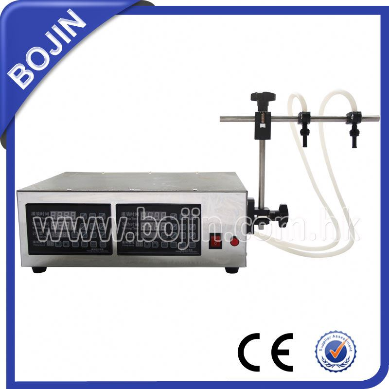 Cheap price plastic water bag filling sealing machine (Double) BJ-130D